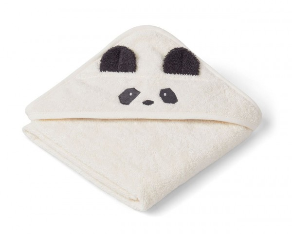 BABY KAPUZENHANDTUCH PANDA