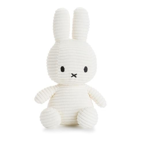 MIFFY CORD STOFFTIER WEISS 33 CM