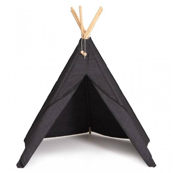 HIPPIE TIPI SPIELZELT IN ANTHRAZIT