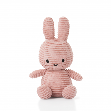 MIFFY CORD STOFFTIER ROSA 23 CM