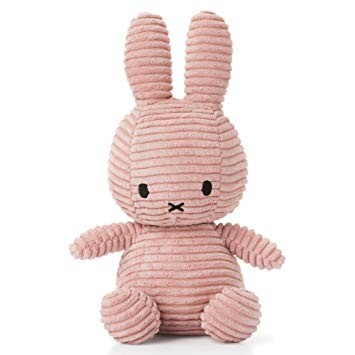 MIFFY CORD STOFFTIER ROSA 33 CM